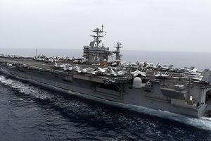 Mỹ huy động tàu sân bay USS Harry Truman trở lại vị trí không kích Syria