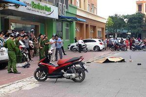 Thanh Hóa: Người đàn ông rơi từ tầng 5 chung cư xuống đất tử vong