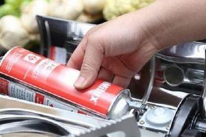 Bếp gas mini giá rẻ: 'Tiện' nhưng có an toàn?