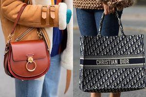 Chúng bạn sẽ phải 'ố á' ghen tỵ khi bạn sắm 5 kiểu túi cực trendy này