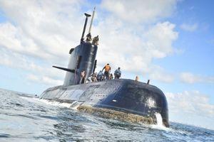 Tìm thấy tàu ngầm Argentina mất tích 1 năm trước