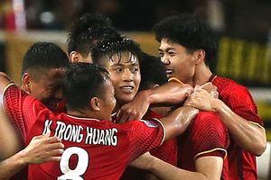 Thắng đẹp Malaysia, tuyển Việt Nam được thưởng 1,1 tỉ đồng
