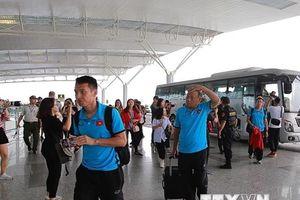 Đội tuyển Việt Nam rời Hà Nội, sang Myanmar tranh vé bán kết