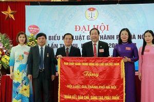 Hội Luật gia Việt Nam đánh giá cao những hoạt động của Hội Luật gia TP.Hà Nội
