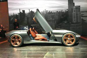 Chiêm ngưỡng vẻ đẹp hoàn mỹ của siêu xe đến từ Genesis