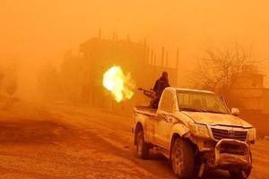 Phiến quân lợi dụng sương mù tấn công, quân đội Syria thương vong nặng