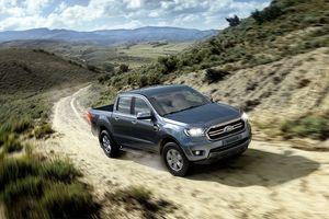 Ford Ranger và Everest được bổ sung phiên bản tiêu chuẩn, giá 'mềm' hơn