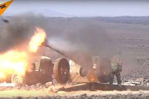 Mất 20 binh sĩ trong cuộc tấn công khủng bố, quân đội Syria dội lửa báo thù