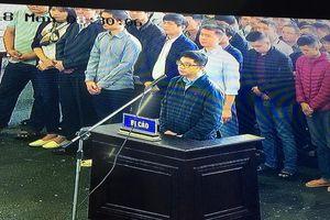'Ông trùm' đường dây đánh bạc Nguyễn Văn Dương bị cách ly tại tòa