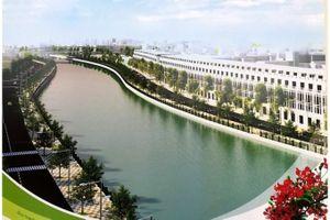Hải Phòng: Cải tạo hai bờ sông Tam Bạc thành phố đi bộ