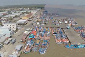 Đề xuất xây cảng Trần Đề đón tàu 200.000 tấn