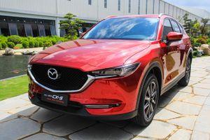 Mazda triệu hồi 640.000 xe vì lỗi động cơ
