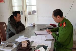 Lâm Đồng: Làm tài xế xe kiêm cho vay nặng lãi