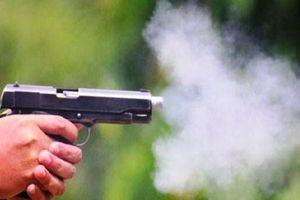 Rút súng bắn người giữa đường do mâu thuẫn