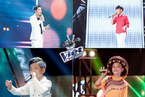 Những chia sẻ thú vị của Minh Nhật - Anh Tuấn - Minh Chiến và Quỳnh Như trước vòng ghi hình Liveshow 4