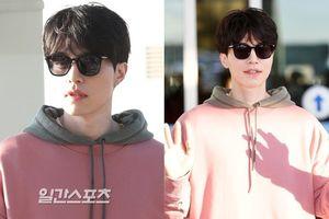Da trắng môi hồng, 'thần chết' Lee Dong Wook được khen xinh như thiếu nữ sau khi chia tay Suzy