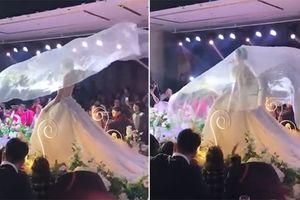Đám cưới thành đám tang, 1 người chết, 11 người bị thương