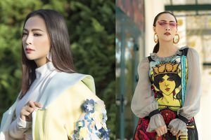 Trần Mỹ Ngọc Bolero xinh đẹp sang chảnh tại Đà Lạt