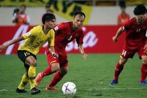 Đội tuyển Việt Nam nhận thưởng 'khủng' sau chiến thắng Malaysia