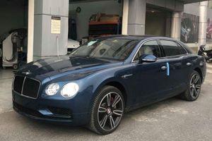 Bentley Flying Spur V8 S sắp ra mắt tại Việt Nam có gì?