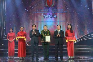 43 tác phẩm đoạt giải Báo chí toàn quốc 'Vì sự nghiệp giáo dục Việt Nam'