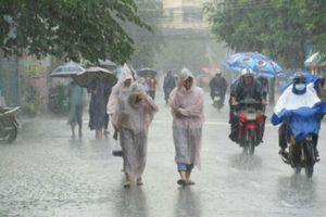 Dự báo thời tiết (17/11): gió mùa đông bắc tràn về, áp thấp nhiệt đới gây mưa dông
