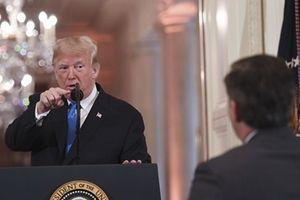 Nhà Trắng bất ngờ thua kiện CNN