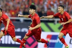 Đội tuyển Việt Nam nhận thưởng 'khủng' sau chiến thắng trước Malaysia