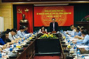 Phó Thủ tướng Vương Đình Huệ khen Bộ Y tế trong thực hiện cơ chế một cửa