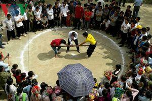 Ngày hội Đại đoàn kết toàn dân tộc trên vùng cao Yên Bái