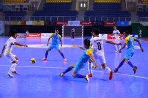 Giải Futsal HDBank Cúp Quốc gia 2018: Sanna Khánh Hòa khoe đẳng cấp