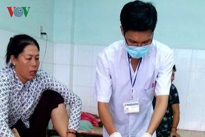 Tiền Giang: Khống chế ổ dịch tay chân miệng tại một trường học