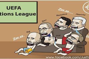 Biếm họa 24h: Premier League 'ngừng chiến' vì UEFA Nations League