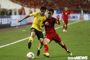 Tuyển Việt Nam được thưởng 1,1 tỷ đồng sau chiến thắng Malaysia