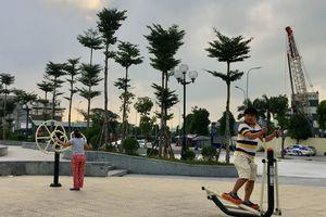 Nỗ lực tăng mảng xanh trong khu dân cư