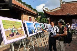 Trưng bày hơn 200 ảnh nghệ thuật ca ngợi biển, đảo Việt Nam