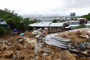 Đã có 12 người chết, 5 người mất tích do hoàn lưu bão ở Khánh Hòa