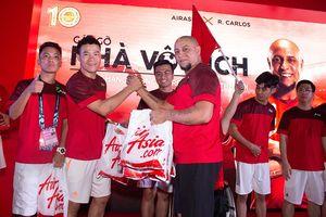 Danh thủ Roberto Carlos dự đoán Việt Nam vô địch AFF Cup 2018