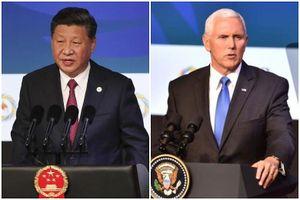 Mỹ - Trung Quốc 'đấu khẩu' gay gắt tại hội nghị APEC