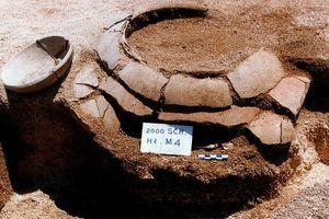 Phát hiện 6 ngôi mộ cổ 2.000 năm tuổi trên đảo Lý Sơn