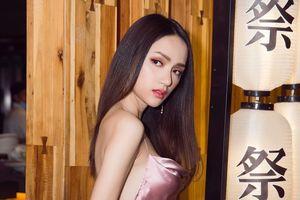 Hương Giang Idol ngày càng gầy gò trơ xương