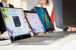 Dell mang laptop 2-trong-1 mỏng nhất thế giới đến Hà Nội