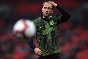Anh 0-0 Croatia: Harry Kane đá chính