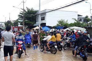 Du lịch Nha Trang, một người tử vong do lở đất