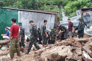 Khánh Hòa: Nỗ lực hỗ trợ người dân sau mưa lũ