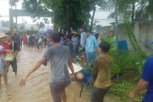 Khánh Hòa: Mưa lớn, sạt lở, sập nhà làm 5 người chết
