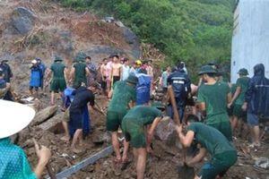 Sạt lở liên hoàn ở Nha Trang, 12 người chết
