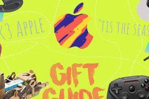 Điểm danh quà tặng gắn mác Apple dịp cuối năm