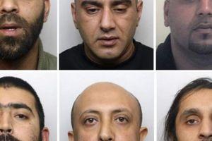 Bé gái bị 100 đàn ông cưỡng hiếp, nhóm yêu râu xanh lĩnh 101 năm tù