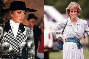 Học công nương Diana cách 'lên đồ' cực đẹp cho nàng công sở